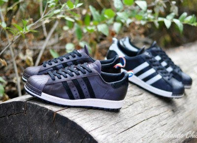 Adidas Originals | Ripple Pro Shell/ Superstar 80s Ripple