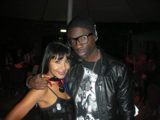 Anusha & Jon James Show - Sam Sarpong Interview