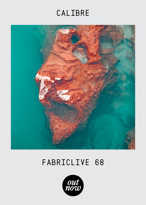 FABRICLIVE 68: Calibre – out now!‏