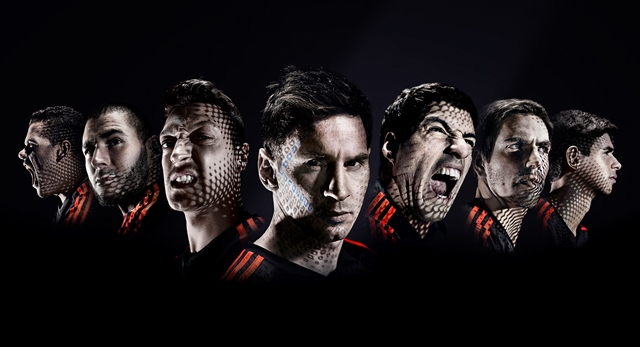 Adidas World Cup video