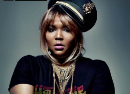 LIZZO|Faded|OUT 18th May 2014