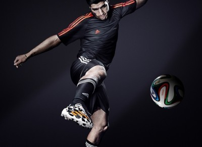 The adizero™ f50 | Luis Suarez