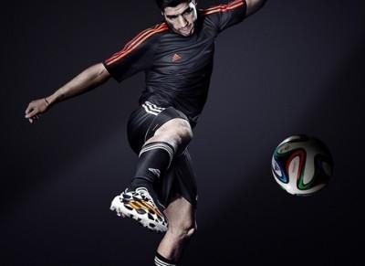 The adizero™ f50 | Luis Suarez