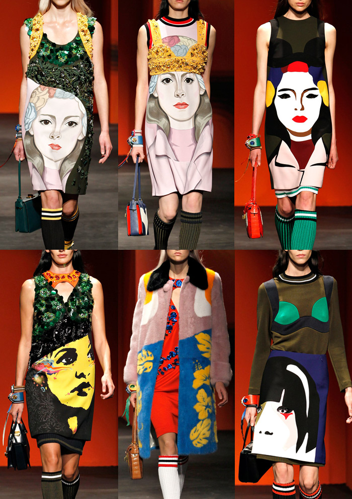 Prada Spring/Summer 2014 | Milan Fashion Week