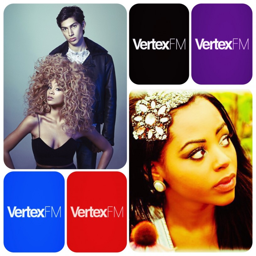 The Official Vertex FM Show - Interview with Ms Sian Gentle & Lion Babe
