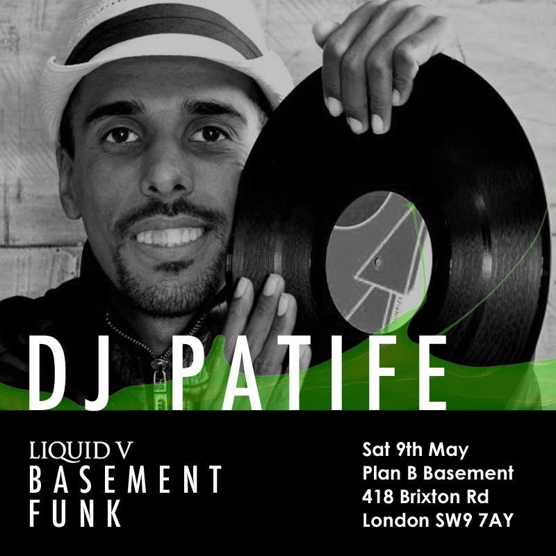 Liquid V Presents BASEMENT FUNK