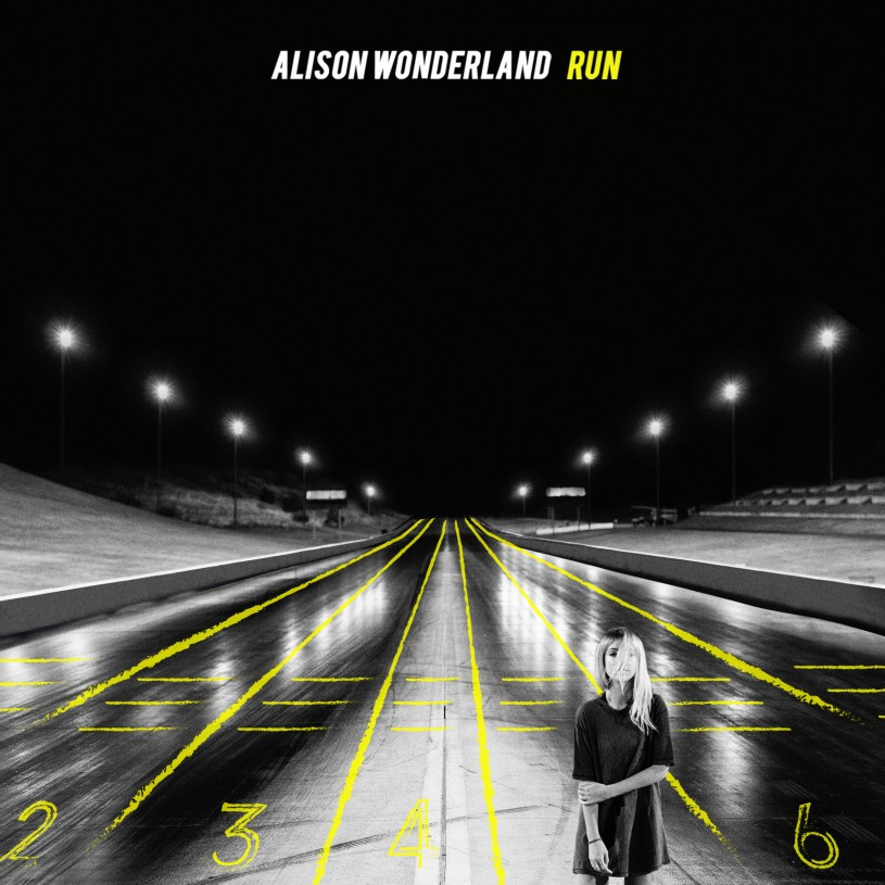ALISON WONDERLAND - TAKE IT TO REALITY
