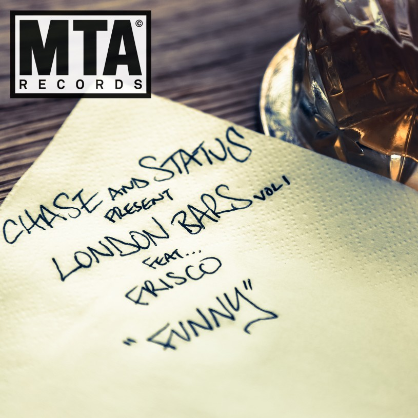 Chase & Status (feat. Frisco) - Funny