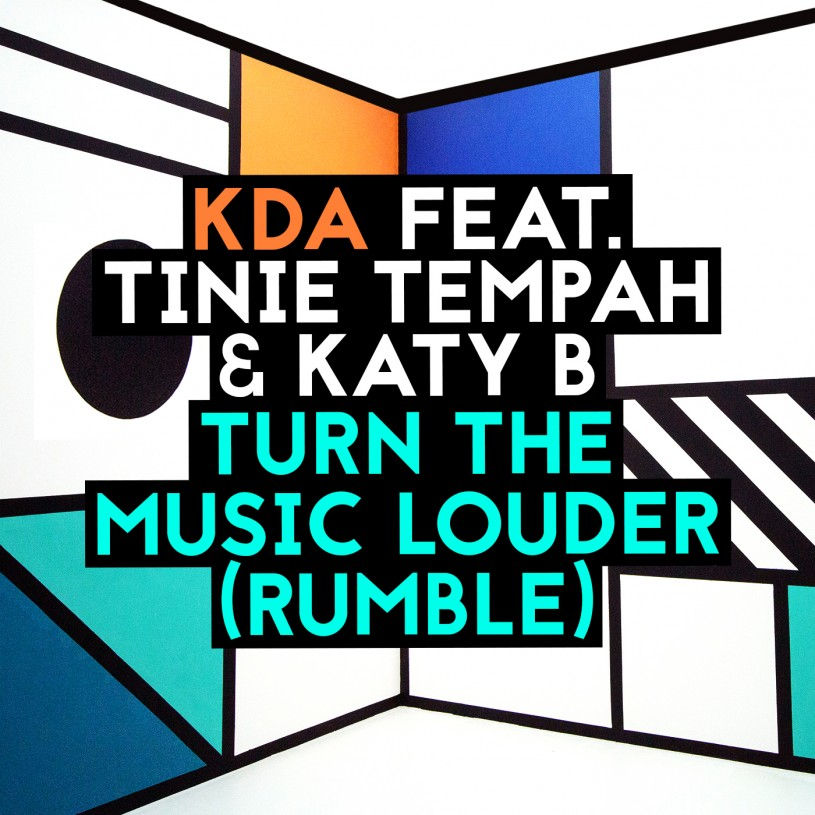 KDA ft Tinie Tempah & Katy B