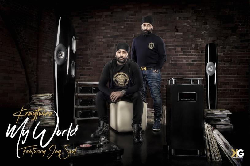 Kraytwinz - My World (feat. Jag Soul)